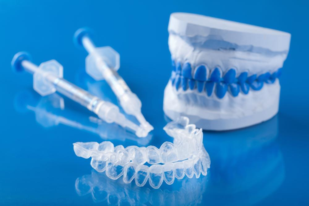 Dental tools used for teeth whitening in Bridgeton MO