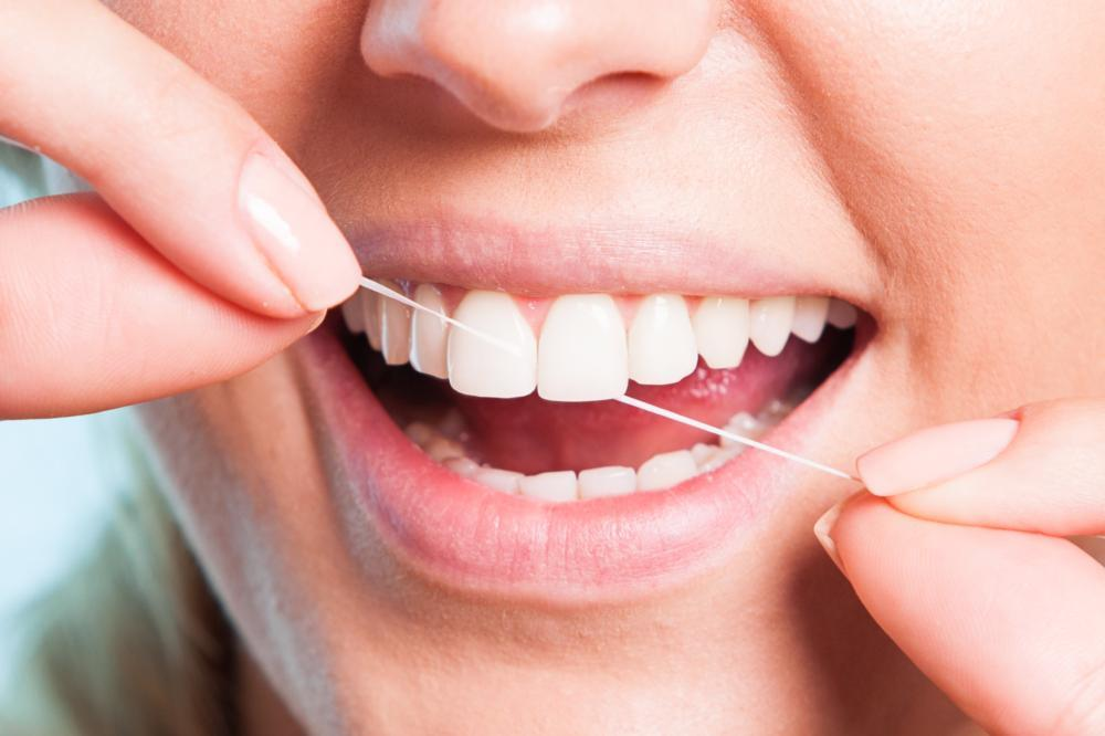 Flossing Causing Bleeding | Bridgeton MO Dentist