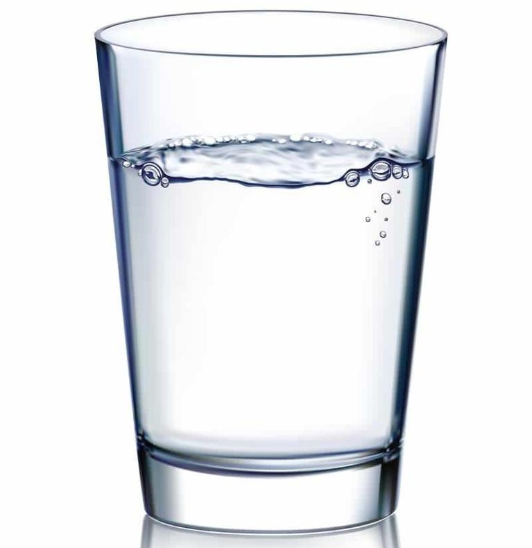 a glass of water | dentist bridgeton mo