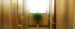 the hallway at our bridgeton mo dental office | dentist bridgeton